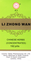 Li Zhong Wan Concentrated Pills