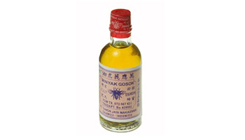 Bee Brand Massage Oil (90 ml)
