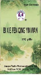 Bi Xie Fen Qing Ying, concentrated pills