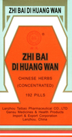 Zhi Bai Di Huang Wan Concentrated Pills
